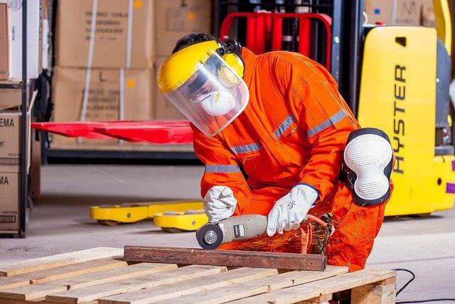 protective equipment for safety