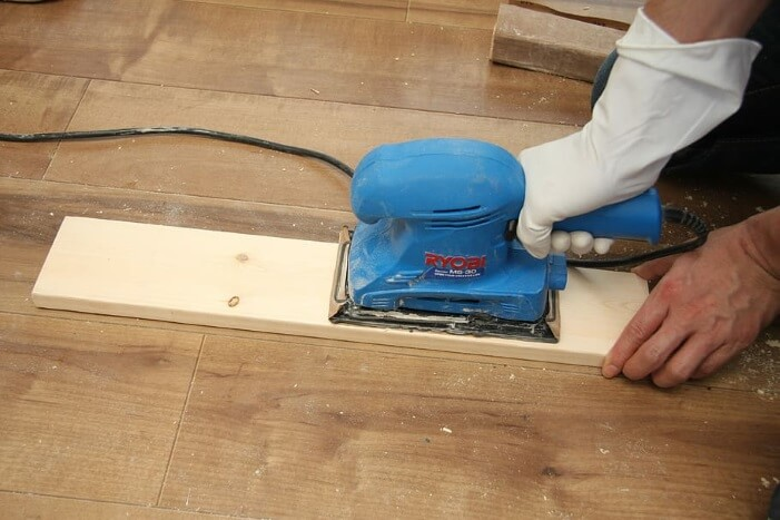 what is a sander tool used for