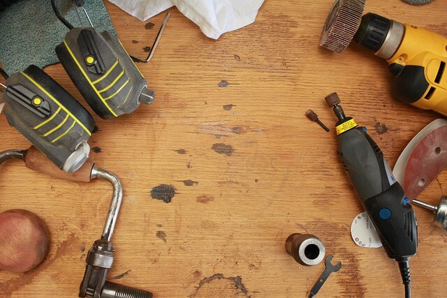 history of power tools