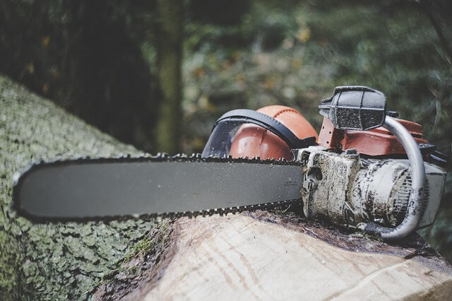 how are chainsaw bars measured