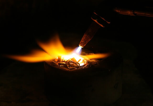 types of welding torches