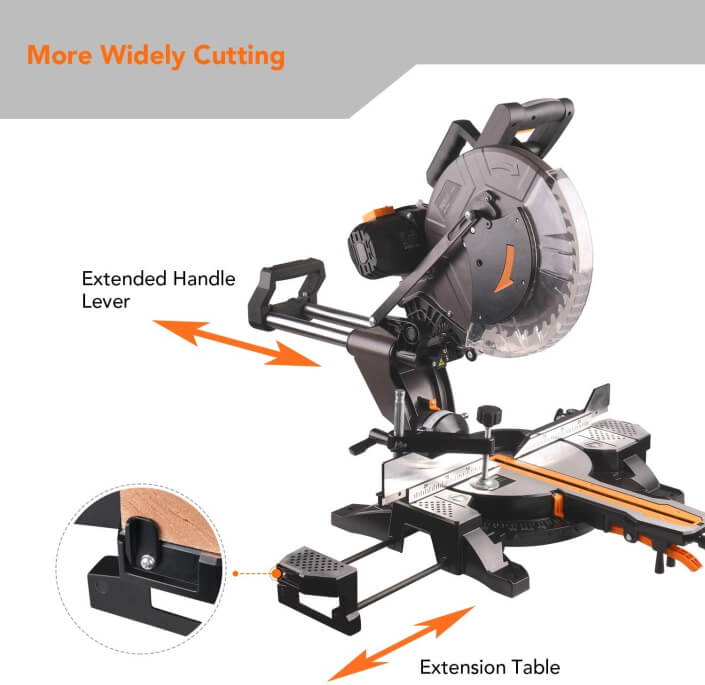 how to calibrate a miter saw 3