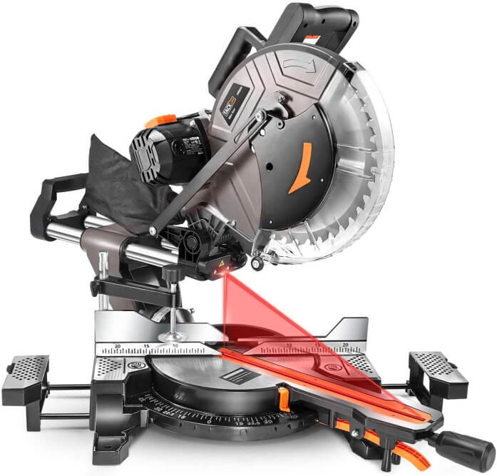 how to calibrate a miter saw