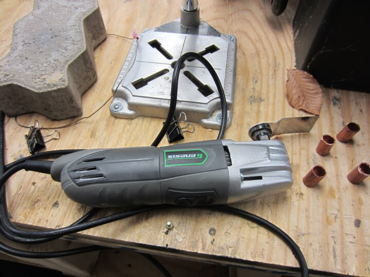 what is an oscillating tool used for