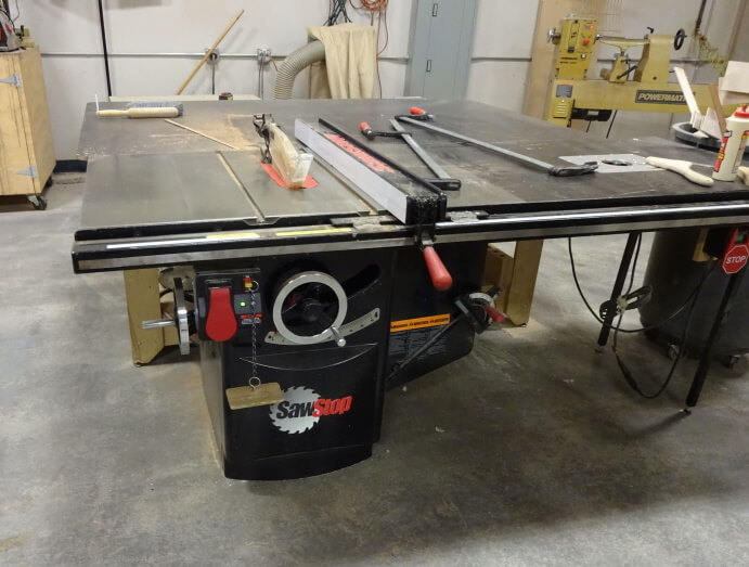 reasons why your table saw is not cutting properly