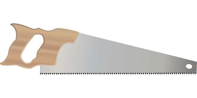 how to sharpen a crosscut hand saw