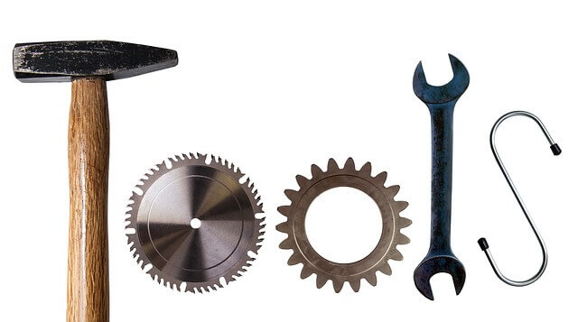 classification of tools according to their uses