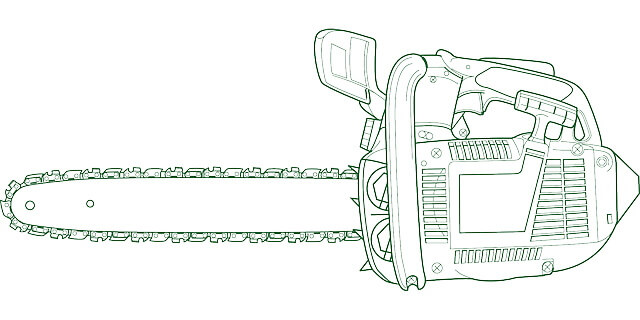 Construction of a Chainsaw